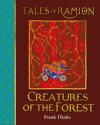 Cover for Creatures of the Forest by Frank Hinks