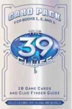 39 Clues, Card Pack 1 by Rick Riordan