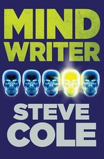 Cover for Mind Writer by Steve Cole