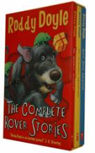 Roddy Doyle 3 in 1: The Giggler Treatment, Rover Saves Christmas, The Meanwhile Adventures by Roddy Doyle