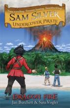 Cover for Dragon Fire by Jan Burchett, Sara Vogler, Leo Hartas