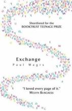 Cover for Exchange by Paul Magrs