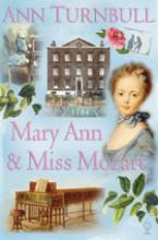 Cover for Historical House: Mary Ann And Miss Mozart by Ann Turnbull