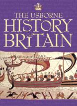 Cover for The Usborne History Of Britain by Ruth Brocklehurst