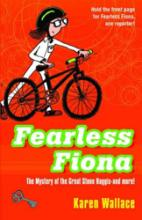 Cover for Fearless Fiona by Karen Wallace