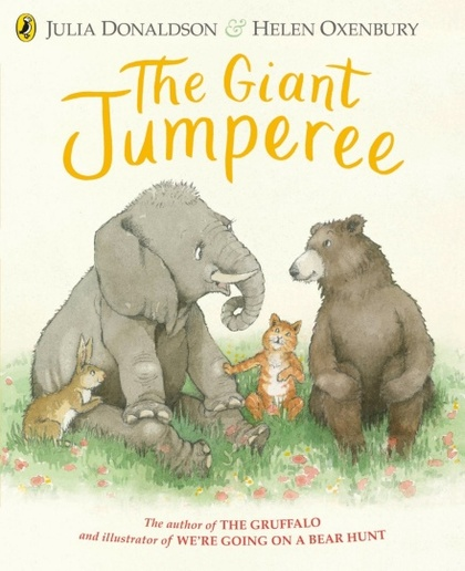 Cover for The Giant Jumperee by Julia Donaldson
