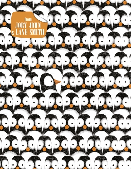 Cover for Penguin Problems by Jory John