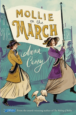 Mollie On The March by Anna Carey