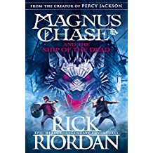 Cover for Magnus Chase and the Ship of the Dead by Rick Riordan