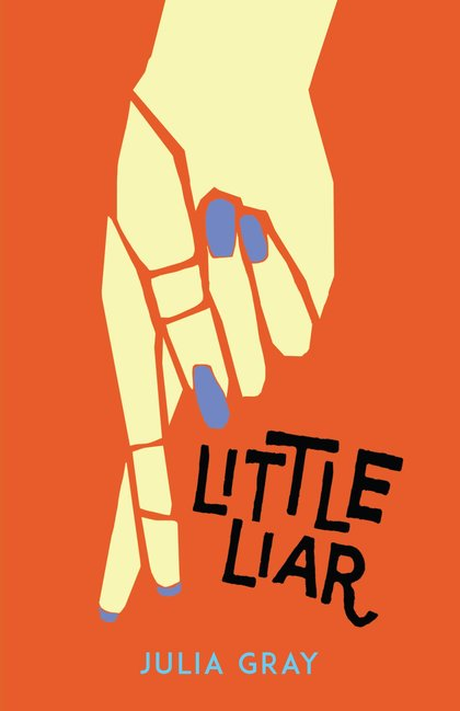 Cover for Little Liar by Julia Gray
