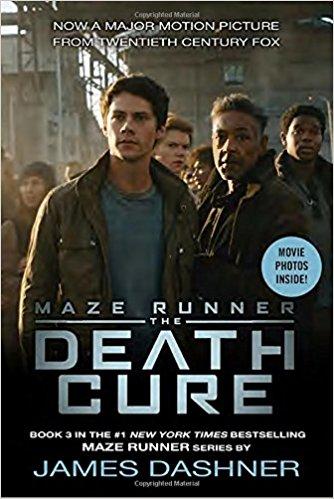 Maze Runner 3: The Death Cure by James Dashner