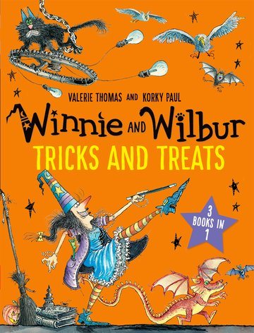 Winnie and Wilbur: Tricks and Treats