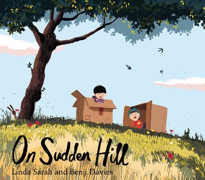 Cover for On Sudden Hill by Linda Sarah
