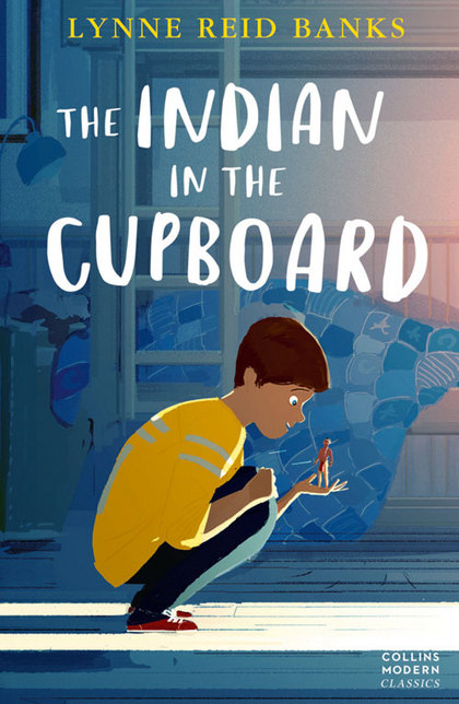 Cover for The Indian in the Cupboard by Lynne Reid Banks