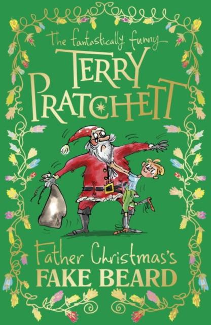 Father Christmas's Fake Beard by Terry Pratchett