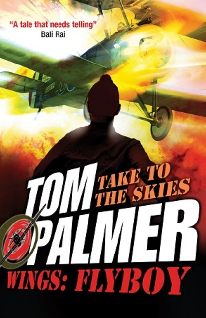 Flyboy by Tom Palmer