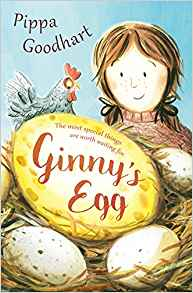 Ginny's Egg by Pippa Googhart