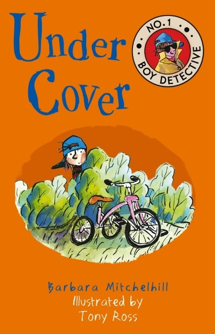 Cover for Under Cover by Barbara Mitchelhill