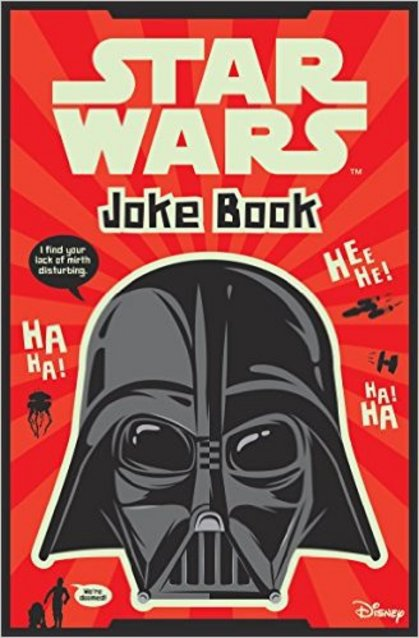 Star Wars Joke Book by