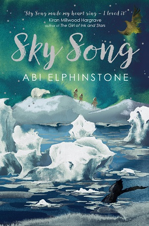 Cover for Sky Song by Abi Elphinstone