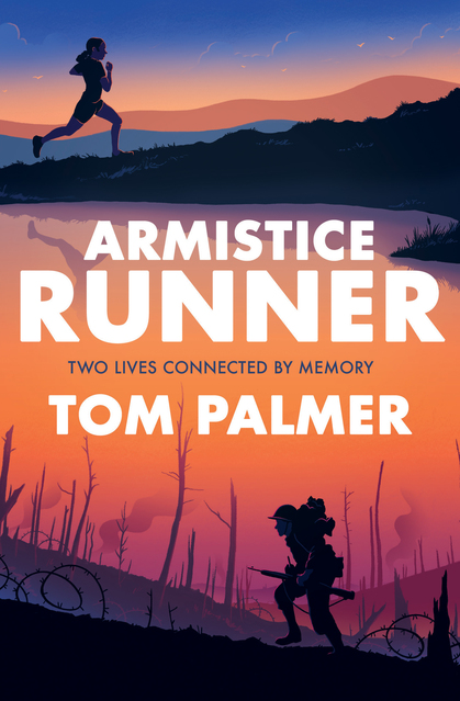 Cover for Armistice Runner by Tom Palmer