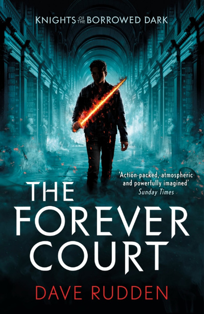 Cover for The Forever Court by Dave Rudden