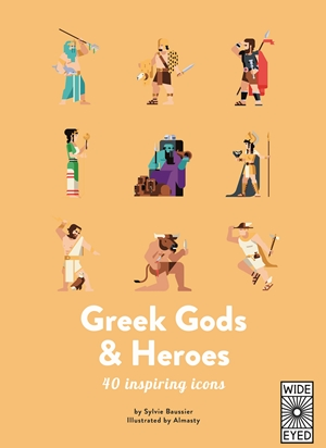 Greek Gods and Heroes Meet 40 mythical immortals