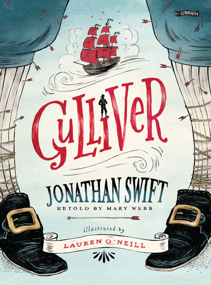 Cover for Gulliver by Jonathan Swift