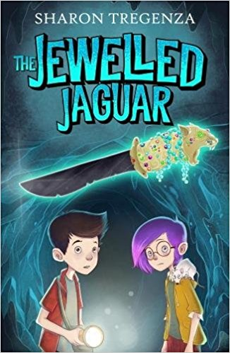 The Jewelled Jaguar by Sharon Tregenza