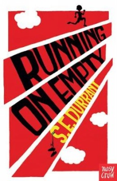 Cover for Running On Empty by S. E. Durrant