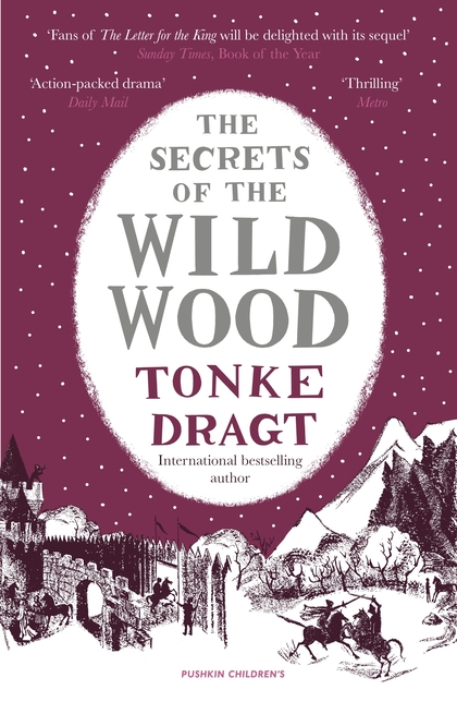 Cover for The Secrets of the Wild Wood (Winter Edition) by Tonke Dragt