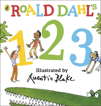 Cover for Roald Dahl's 1 2 3 by Roald Dahl