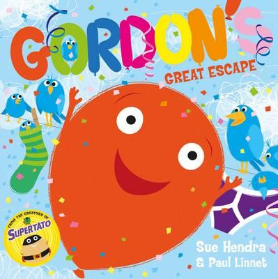 Gordon's Great Escape by Sue Hendra