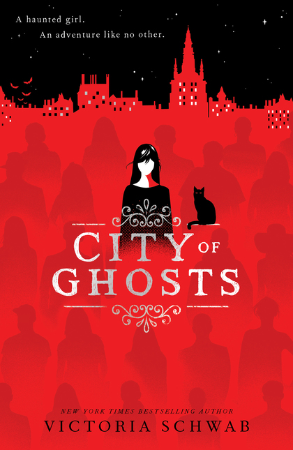 Cover for City of Ghosts by Victoria Schwab