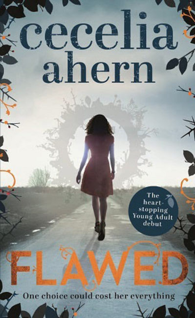 Cover for Flawed by Cecelia Ahern