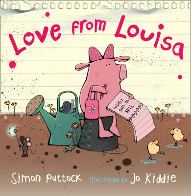 Love from Louisa by Simon Puttock
