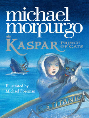 Kaspar by Michael Morpurgo