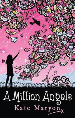 Cover for A Million Angels by Kate Maryon