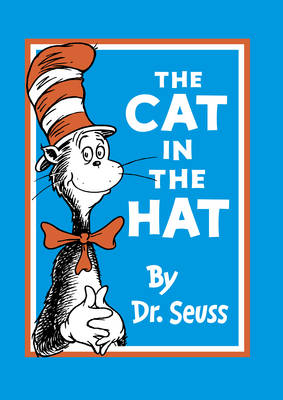 Cover for The Cat In The Hat by Dr. Seuss