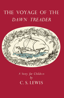 Cover for The Voyage of the Dawn Treader by C. S. Lewis