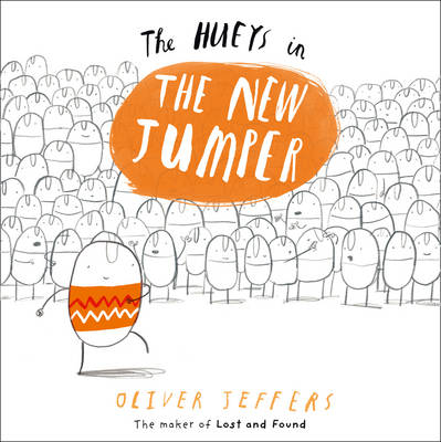 The New Jumper by Oliver Jeffers