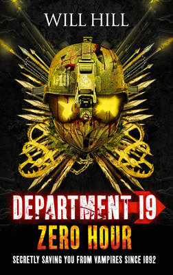 Cover for Department 19: Zero Hour by Will Hill