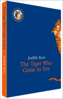 The Tiger Who Came to Tea Slipcase Edition by Judith Kerr