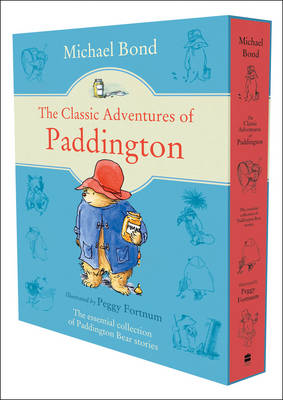 The Classic Adventures of Paddington by Michael Bond