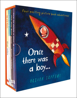 Once there was a boy... by Oliver Jeffers