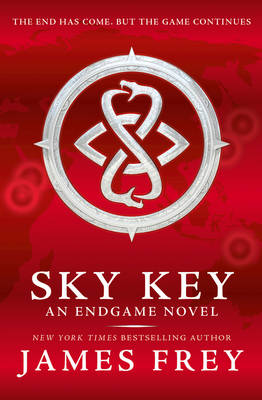 Sky Key by James Frey, Nils Johnson-Shelton