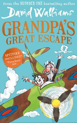 Grandpa's Great Escape by David Walliams