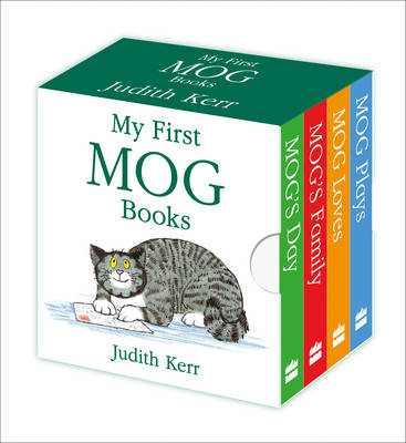My First Mog Books by Judith Kerr