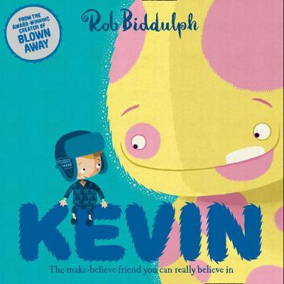 Cover for Kevin by Rob Biddulph