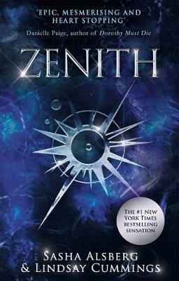 Zenith by Sasha Alsberg, Lindsay Cummings